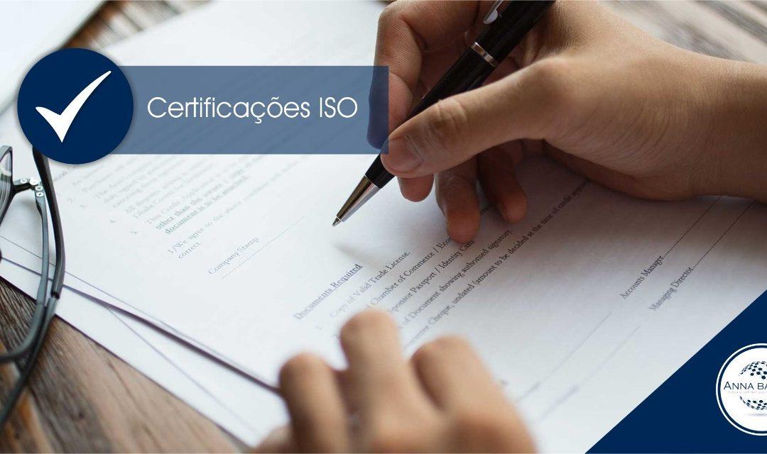 Entenda sobre as certificações ISO e a importância das normas