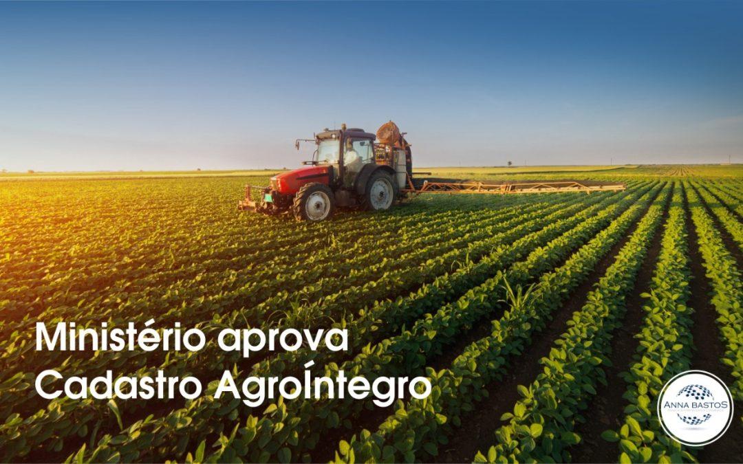 Brasil terá Cadastro de Integridade para Agronegócio