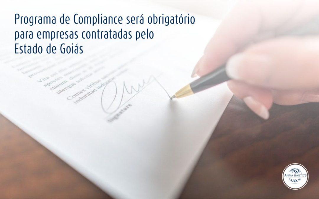 Programa de Compliance Goiás